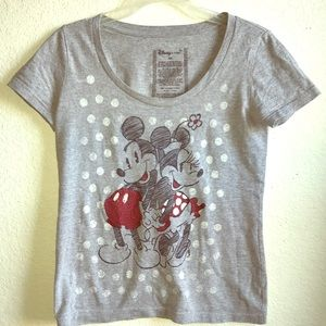 Mickey/ Minnie Mouse Shirt